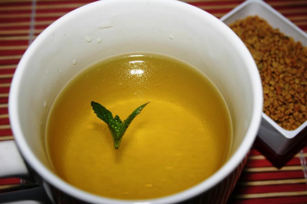 Хельба - египетский желтый чай