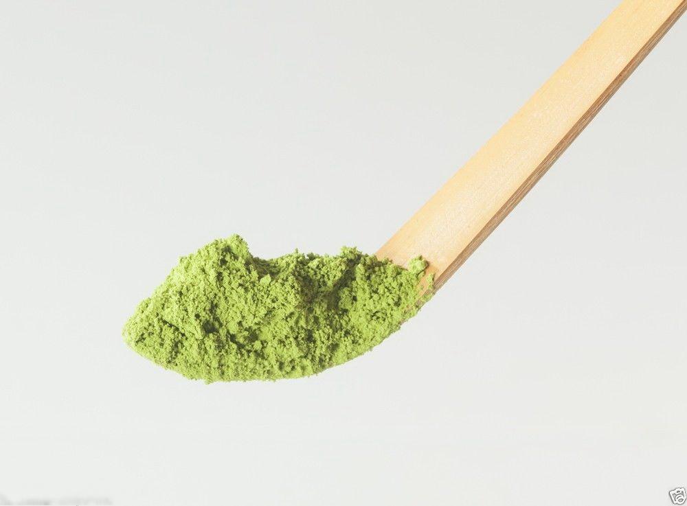 Зеленый порошковый чай