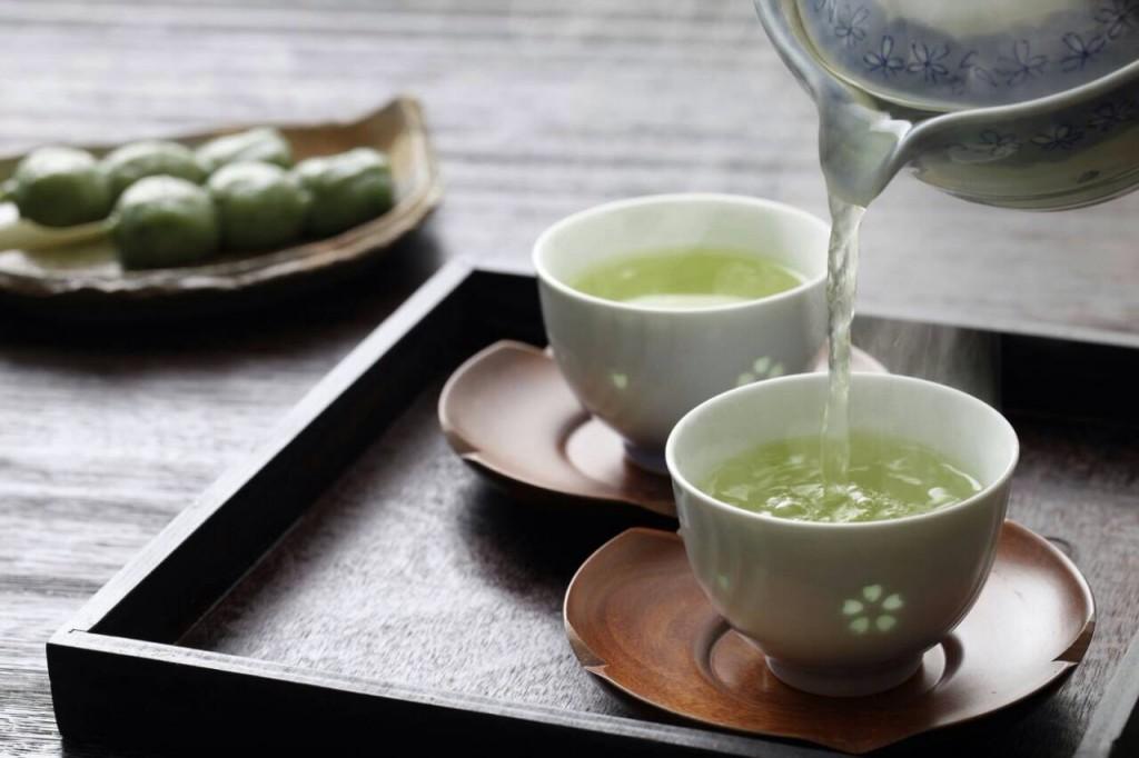 Японский чай кокейча