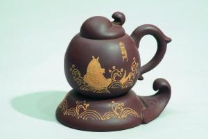 Заварочный чайник с секретом