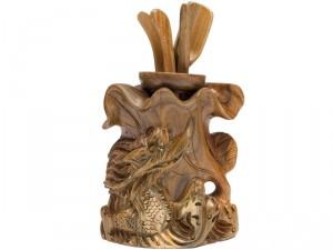 чайный инструмент из дерева