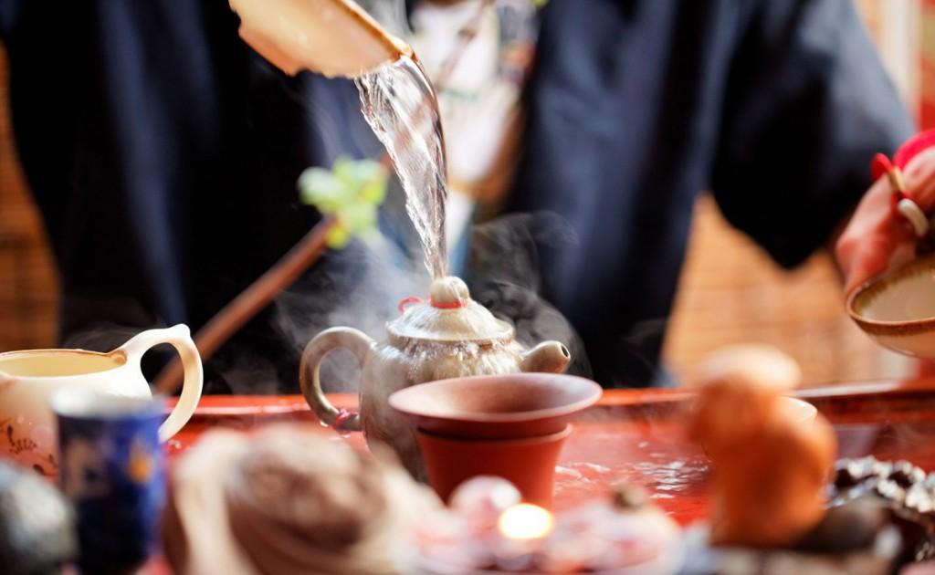как подготовить чайник из исинской глины