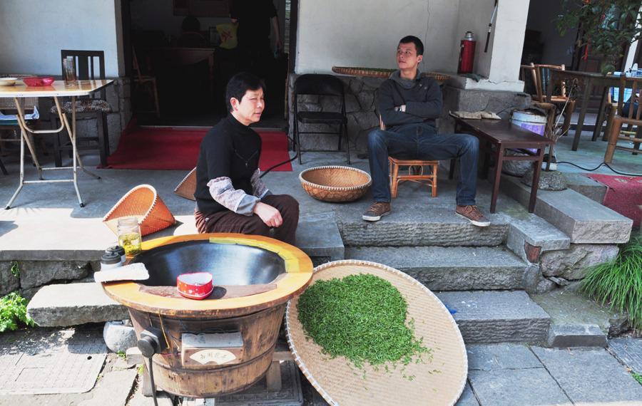 Производство Дин Гу Да Фан