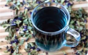 Миниатюра материала «Тайский синий чай»