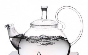 Как приготовить воду для чая