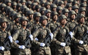 Превью записи «Китайских военных с лишним весом обязуют пить пуэр»