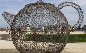 Самый большой в мире заварочный чайник