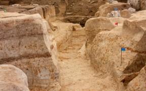 В Азове был найден древний чайник
