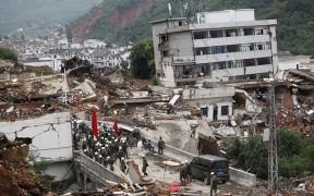 Землетрясение в Юньнани
